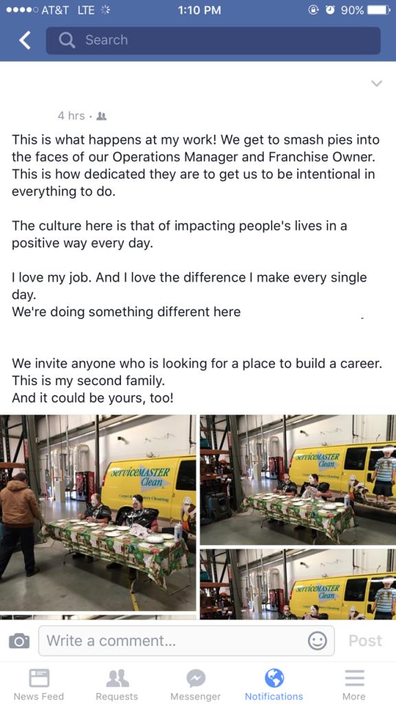 Employee Impact