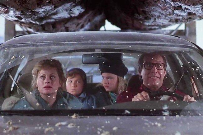 Chaos of Christmas