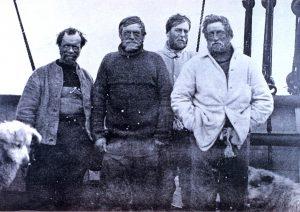 Shackleton Crew